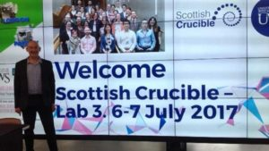 Scottish Crucible 2017 draws to a close